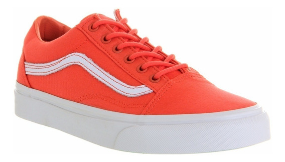 Zapatillas Vans Old Skool Coral White