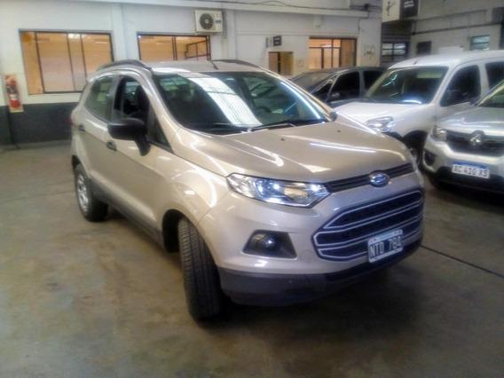 Ford Ecosport Se 1.6 Muy Buena Oportunidad Unica!!!! (ig)