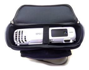 Bolsa Reforçada P/ Proj. Epson S17, S18, X21, X24, X39, X41