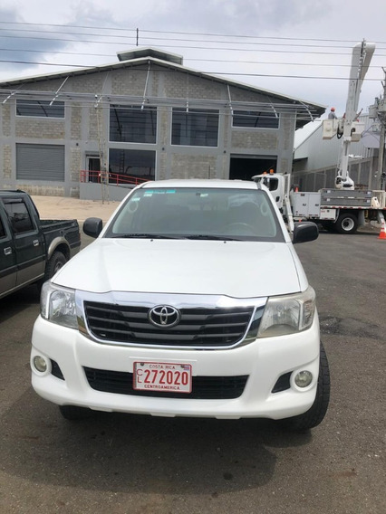 Toyota Hilux 2013 4x4 Doble Cabina
