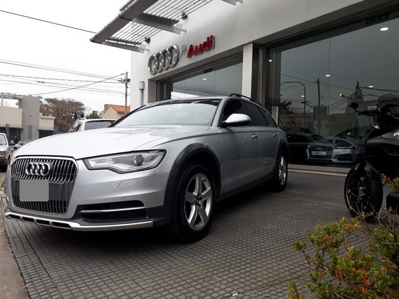 Audi A6 Allroad 2013 Impecable 65000 Km Como Nueva Consulte!