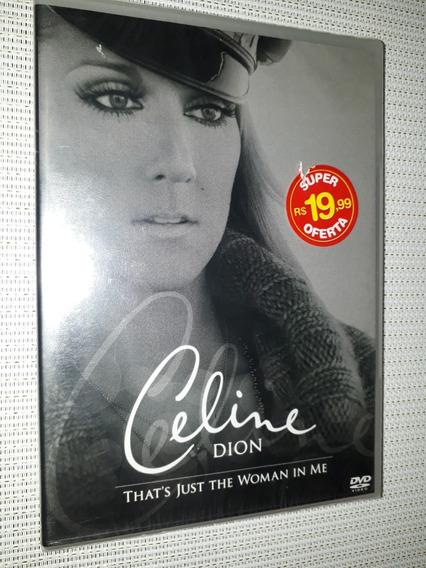 Dvd Celine Dion - That