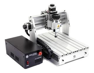 Cnc Router Gl Mini Completa 220v Com Spindle E Motores Passo
