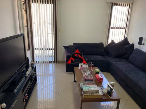 Apartamento Com 3 Dormitórios À Venda, 82 M² Por R$ 455.000,00 - Sacomã - São Paulo/sp - Ap40656