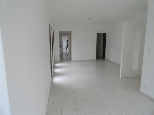 Apartamento Com 3 Dormitórios À Venda, 150 M² Por R$ 820.000,00 - Pompéia - Santos/sp - Ap1375