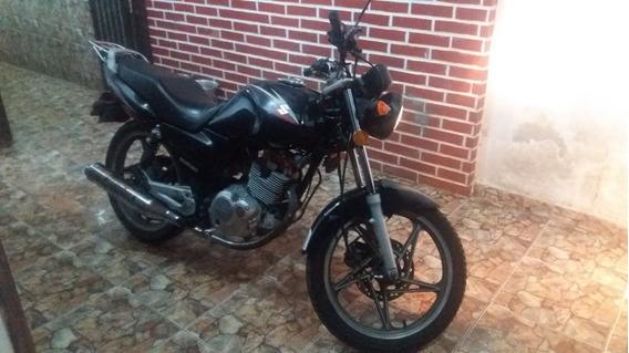 Suzuki Yes 125 Cc Preta