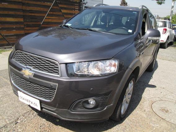 Chevrolet Captiva Diesel 4x4 Cuero Techo Full