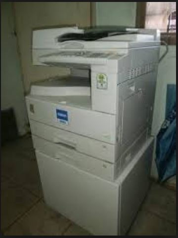 Fotocopiadora Savin (ricoh) 8020