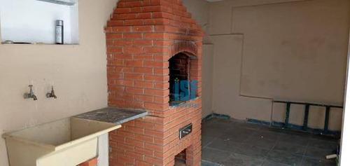 Casa Com 3 Dormitórios À Venda, 140 M² Por R$ 490.000 - Bela Vista - Osasco/sp - Ca1701. - Ca1701