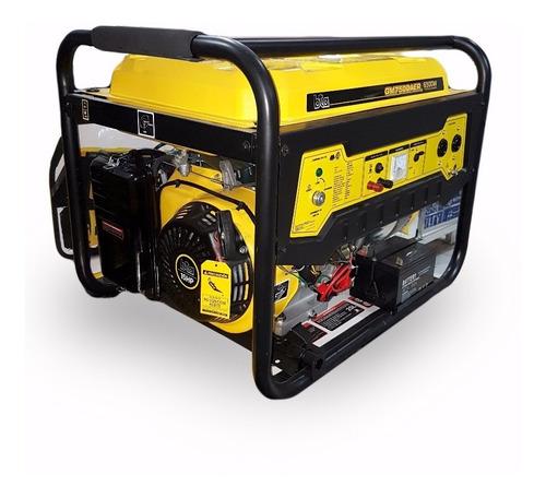 Grupo Generador 6500w Bta 521172 15hp 220v - Electrogeno