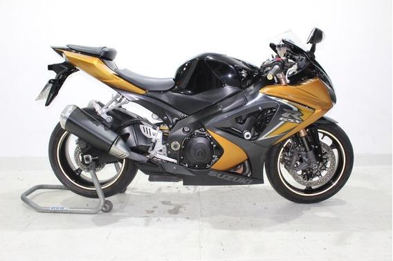 Suzuki Gsx R 1000 Srad 2009 Preta