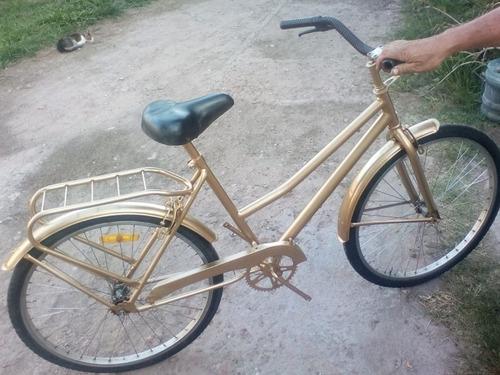 Imagen 1 de 7 de Bicicleta Playera Dama