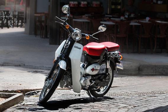 Moto Urbana 125 Cc Go 125 Vintage Motomel