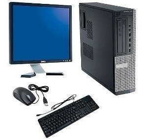 Computadora Dellcompleta Core I5 16gb Ram 500disco Hdd Win10