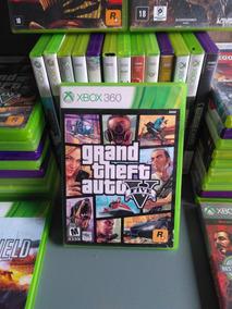 Gta V Xbox 360 Original Com Mapa Mídia Física Black Friday