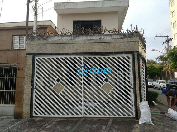 Sobrado Com 4 Dormitórios À Venda, 180 M² Por R$ 1.000.000 - Mooca - São Paulo/sp - So0293