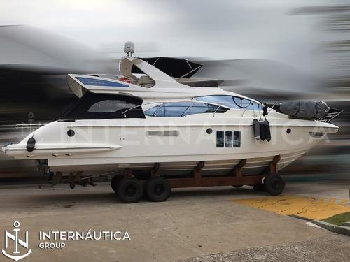 Imagem 1 de 13 de Intermarine 545 2011 Azimut Ferretti Fairline Phantom