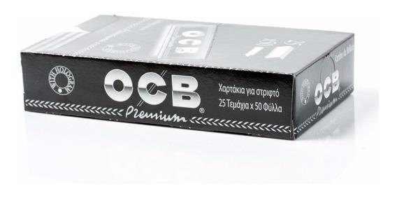 Papel Ocb Premium Caja X 25 Unidades