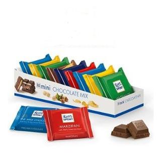 Tableta Chocolate Ritter Surtido Mini X150grs