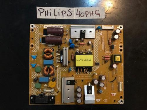 Placa Fuente Philips  40phg