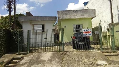 Imagem 1 de 2 de Terreno Na Vila Bancária. 530m2 - Te0882
