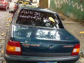 Chevrolet Monza Clube