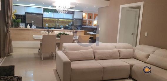 Premium Tamboré | Apartamento Alto Padrão | 04 Suítes | Acabamento Em Mármore - Jt0070