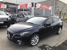 Mazda 3 S Grand Touring 2016 Automatico Credito Agencia