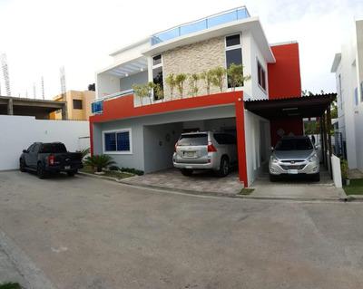 Casa En La Luís Ginebra, Pto. Pta. N2502