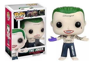 Funko Pop Suicide Squad- The Joker #96
