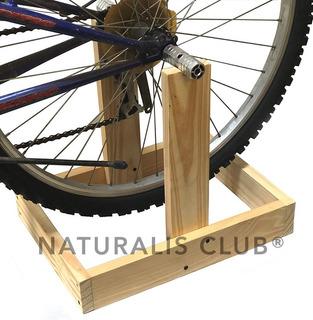 Soporte De Entrenamiento Para Bicicleta Pedalines Incluidos
