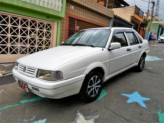 Volkswagen Santana 1.8 Cli 8v Gasolina 4p Manual