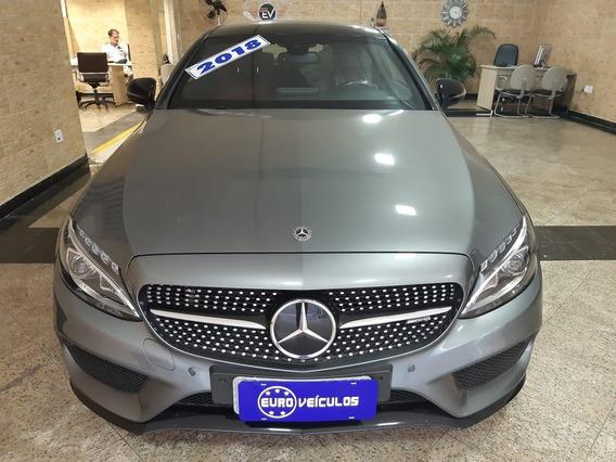 Mercedes Benz C43 Amg 2018 3.0 V6 Gasolina Coupé Cinza