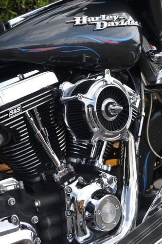 Imagen 1 de 15 de Vendo/cambi Harley Davidson Street Glide 1584 Con Accesorios