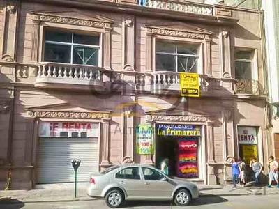 Edificio Comercial En Renta, Zona Centro, Tampico, Tamaulipas.