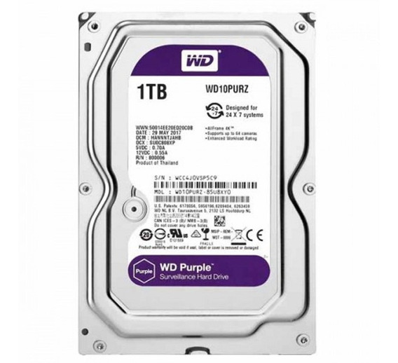 Disco Duro Purple De 1tb