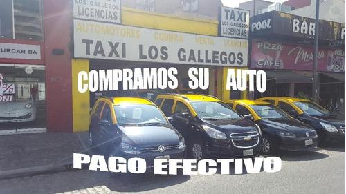 Licencia Taxi - Armado Okm Y Usados Taxis Con/sin Licencia-