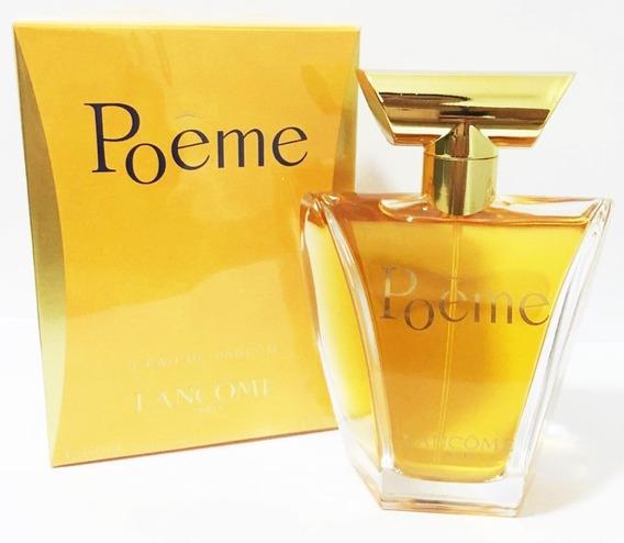Perfume Poême Lancôme Edp 100ml Original Lacrado