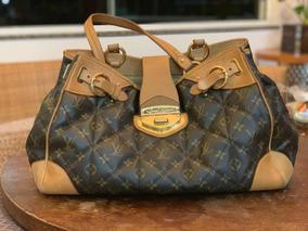 9c6b50087 Bolsa Louis Vuitton Paris Original - Bolsas no Mercado Livre Brasil