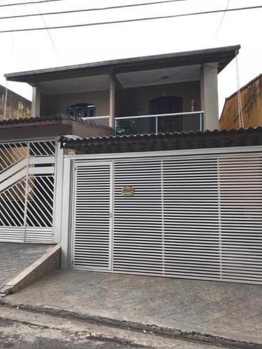 Sobrado À Venda, 2 Quartos, 1 Suíte, 2 Vagas, Jardim Jovaia - Guarulhos/sp - 628
