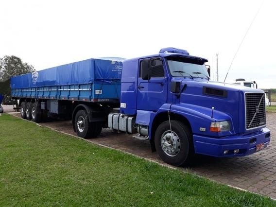 Volvo Nl 340 4x2 Engatado