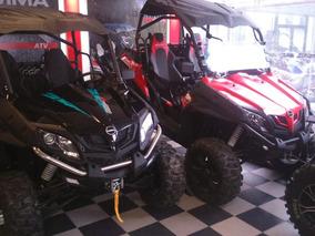 Utv Cfmoto Zforce 550/800/1000 0km Moto Sur Mts