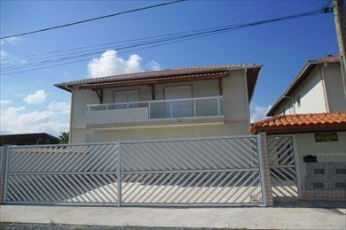 Ref.: 62006 - Casa Condomínio Fechado Em Mongagua, No Bairro Jd Praia Grande - 2 Dormitórios