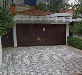 Casa Com 3 Dormitórios Para Alugar, 313 M² Por R$ 10.000/mês - Centro - São Bernardo Do Campo/sp - Ca0265