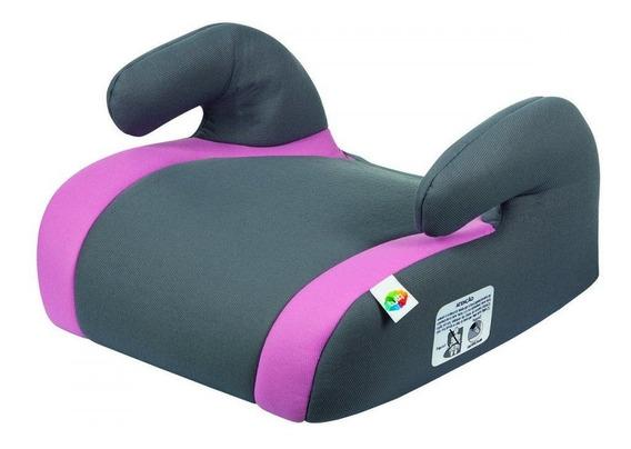 Assento Safety & Comfort Cinza Com Rosa Mega Promoção