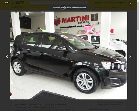 Chevrolet Sonic Hatch Lt 1.6 16v (mt) (flexpower) 2012/2013