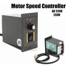 Dimmer Controlador Conversor Velocidade Ac 220 V 250 W
