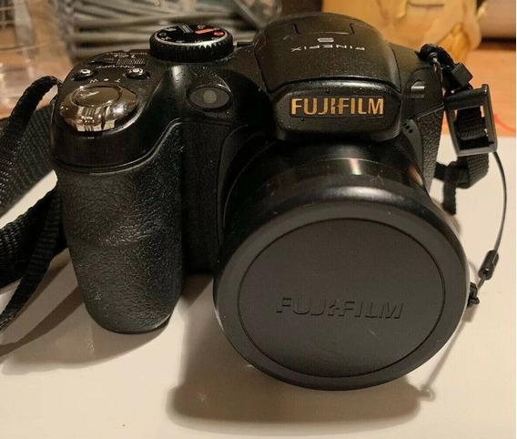 Camera Digital Fujifilm Finepix S2800 Hd 14mp Zoom 18x Lcd 3