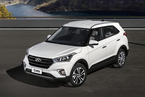 Hyundai Creta 1.6 16v Flex Action Automático 2022