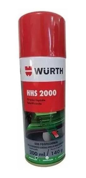 Hhs 2000 Graxa Líquida Lubrificante Wurth